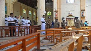 اعتداء سريلانكا يوم عيد الفصح 21-04-2019
