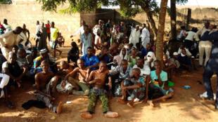 الرهائن المحررون في نيجيريا