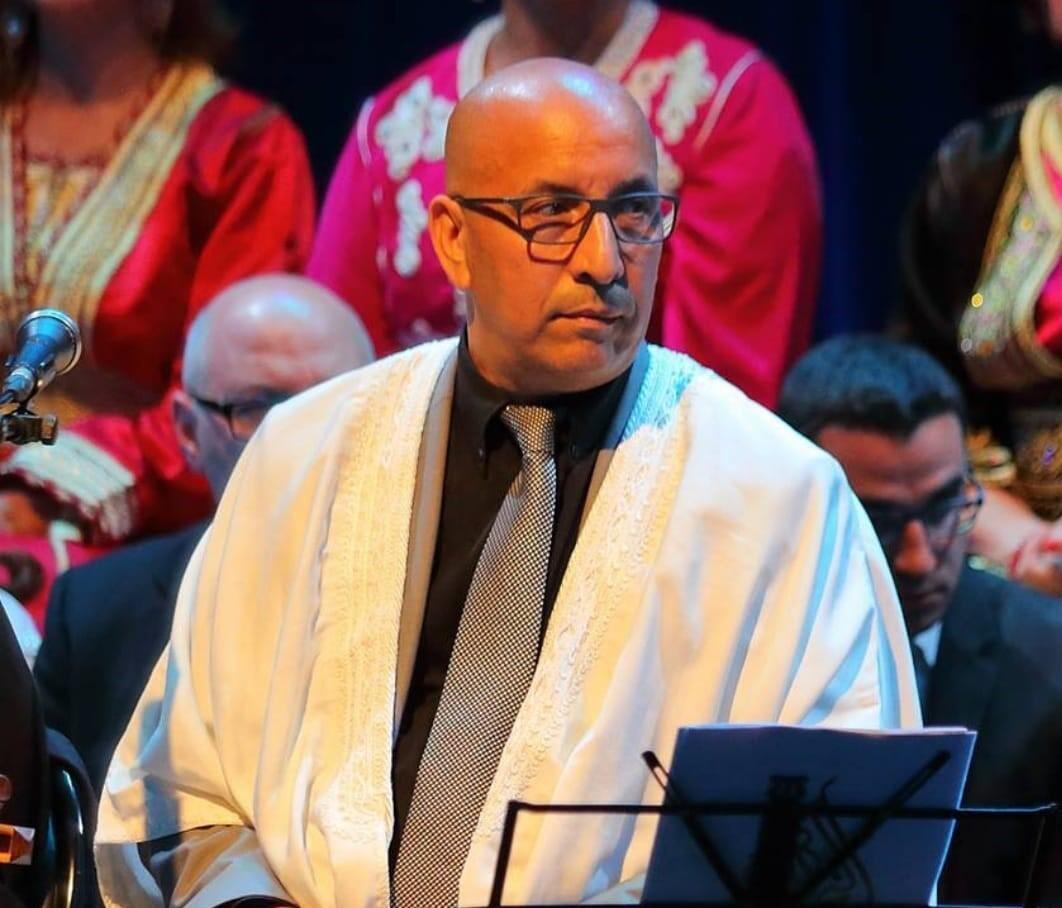 الفنان المغربي عبد الرحمن كزول