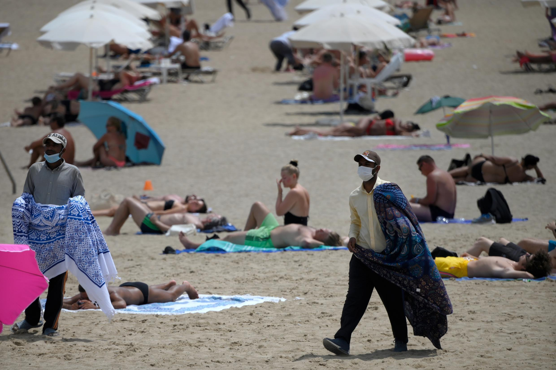 plage barcelone 09 07 2020