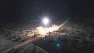 الهجوم الإيراني على الجيش الأمريكي في العراق يوم 8 يناير 2020