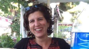 جولييت توما مديرة الإعلام في المكتب الإقليمي لمنظمة اليونيسف في الشرق الأوسط