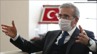 اسماعيل دمير رئيس هيئة الصناعات الدفاعية التركية