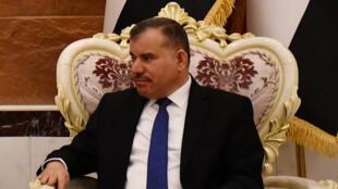 أحمد المساري نائب عراقي وقيادي في جبهة الإنقاذ والتنمية