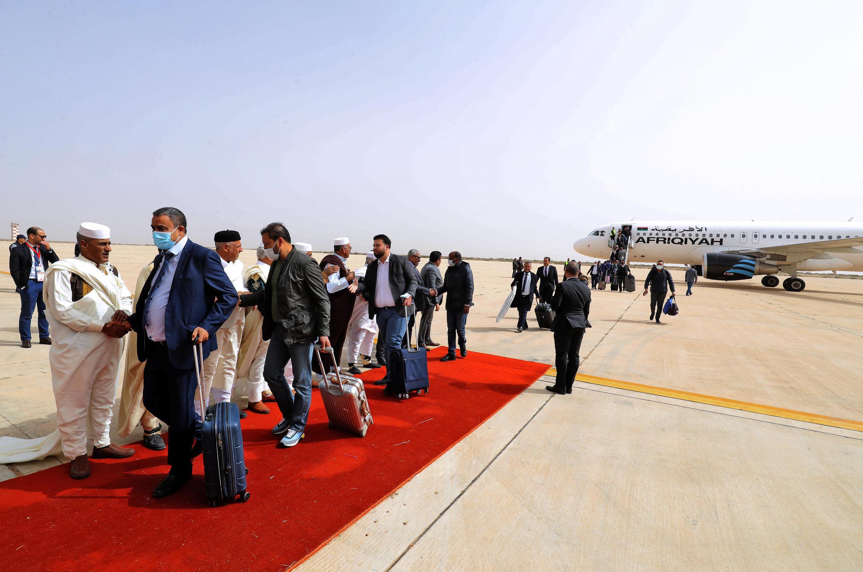 députés libye 08 03 2021