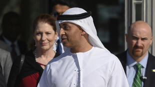 سفير الإمارات في الولايات المتحدة يوسف العتيبة