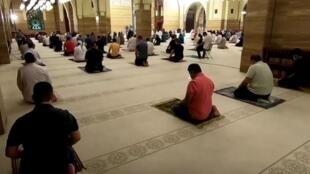 Bahrein mosquee 27 04 2021