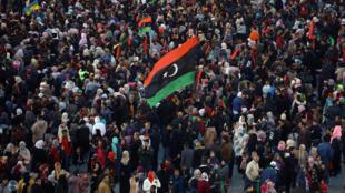 الثورة الليبية