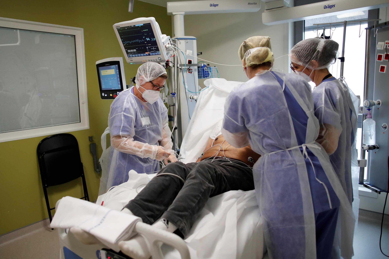 hospital_France_second_wave_coronavirus