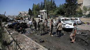 انفجار سيارة مفخخة في أعزاز السورية