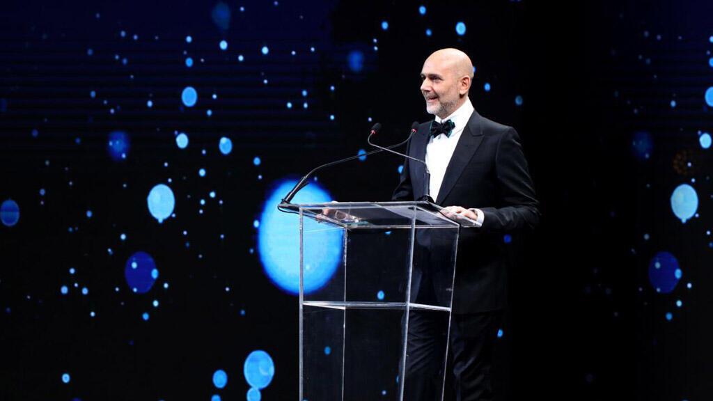 """الإعلامي والمنتج ريكاردو كرم، مؤسس جوائز """"تكريم"""""""