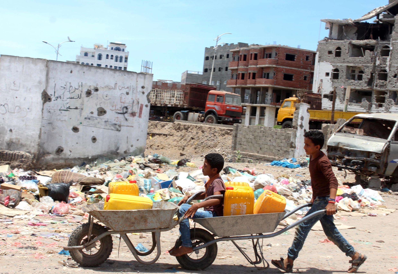 yemen enfants