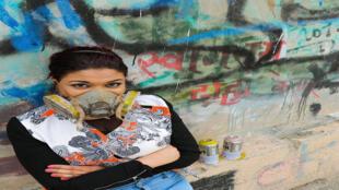 الفنانة السودانية أصيل دياب