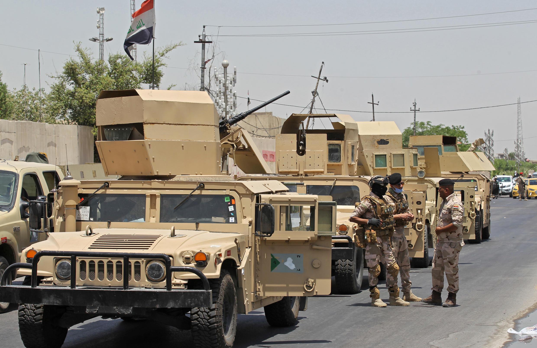 armee irakienne