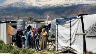 refugies syriens