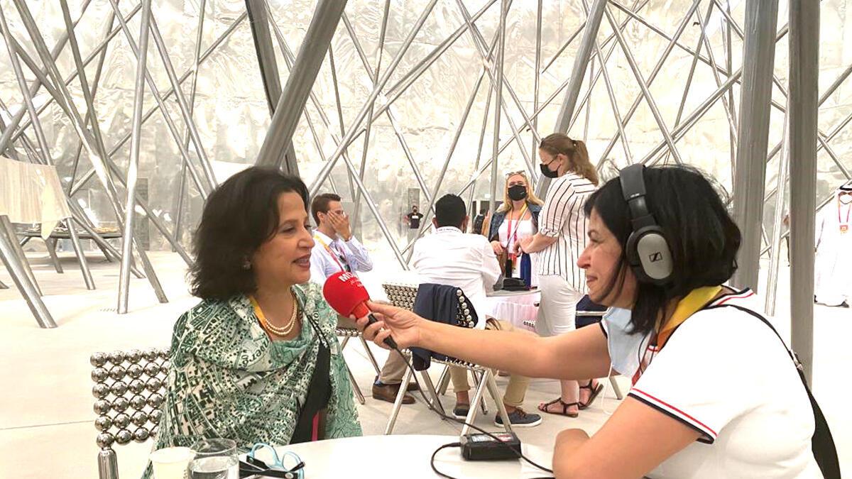 جناح البحرين - إكسبو دبي 2020