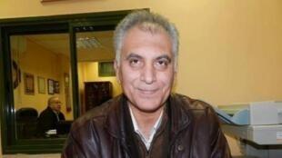 بسام الصالحي أمين عام حزب الشعب وعضو اللجنة التنفيذية لمنظمة التحرير الفلسطينية