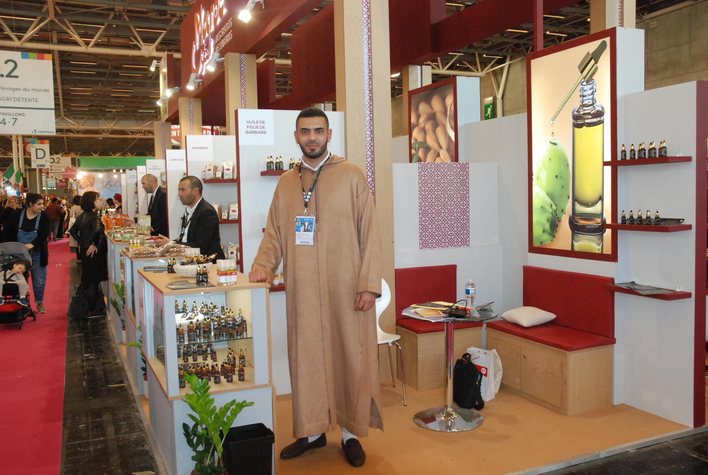 التين الشوكي جديد الجناح المغربي