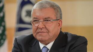 وزير الداخلية اللبناني نهاد المشنوق