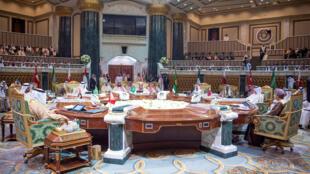 اجتماع قادة مجلس التعاون الخليجي في الرياض