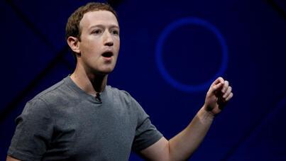 الرئيس التنفيذي لشركة فيسبوك مارك زوكربرج