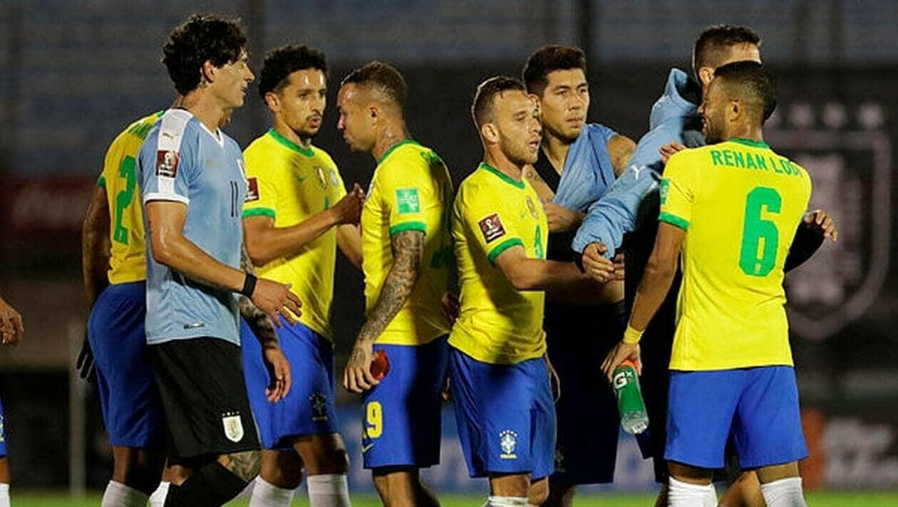 bresil uruguay