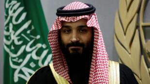 ولي العهد السعودي محمد بن سلمان آل سعود