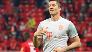Lewandowsk bayern munich