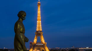 برج أيفل في باريس