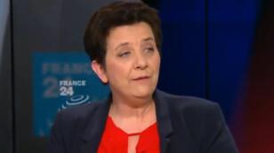 وزيرة التعليم العالي فريديريك فيدال