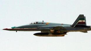 طائرة حربية ايرانية