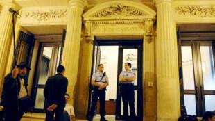 محكمة التعقيب وهي أعلى محكمة في فرنسا
