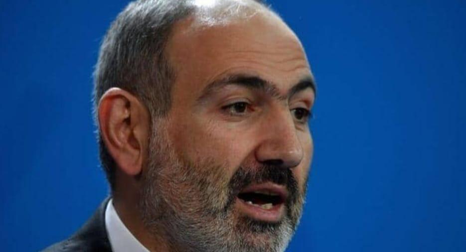 رئيس وزراء أرمينيا نيكول باشينيان-