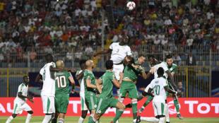 الجزائر والسنغال يوم 27 يونيو 2019
