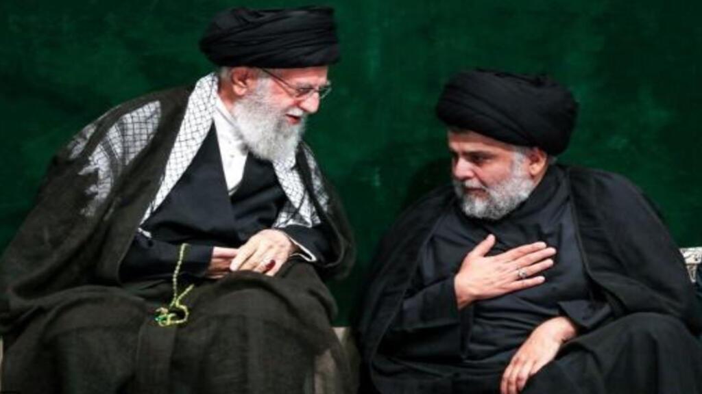 Image result for الصدر في ايران