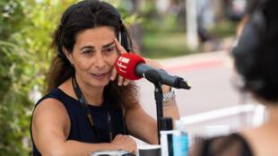 المخرجة اللبنانية دارينا الجندي