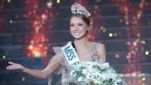 أماندين بوتي ملكة جمال فرنسا لعام 2021