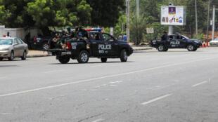 قوات الأمن في نيجيريا