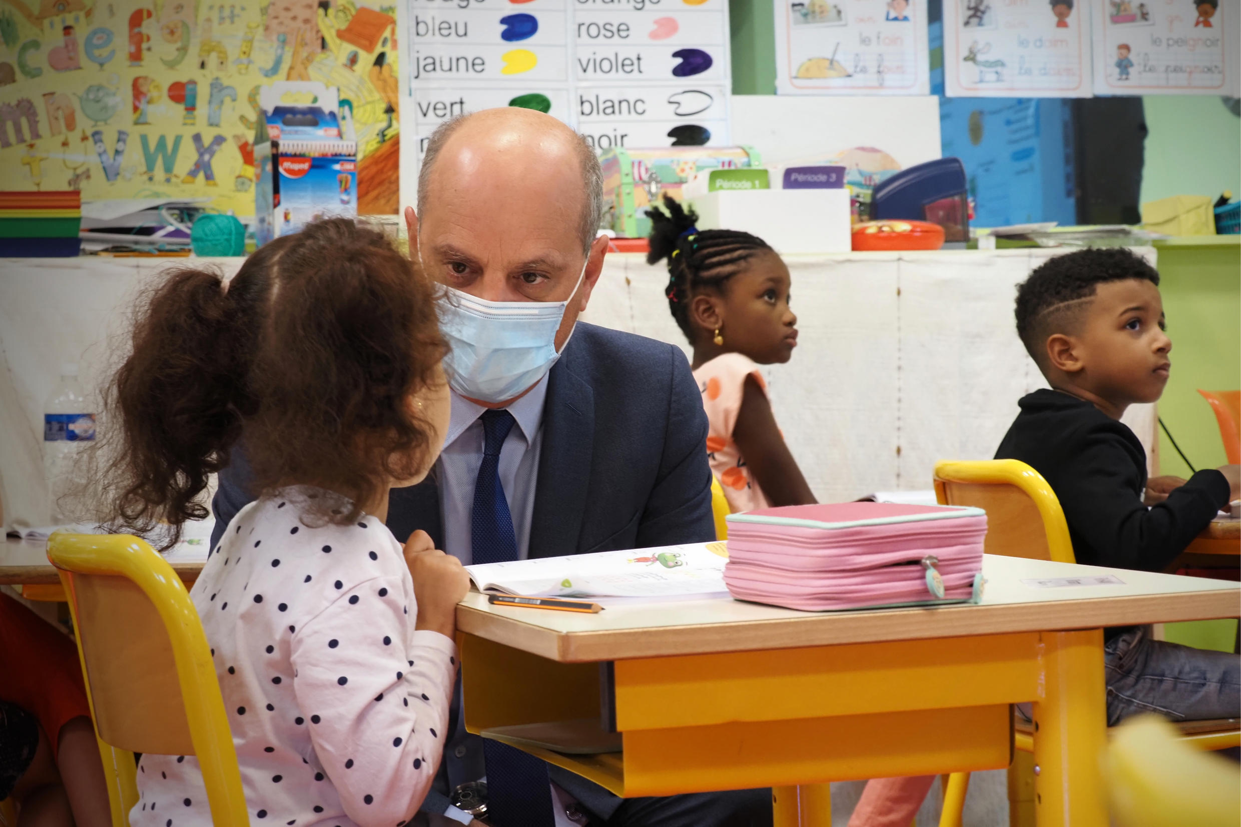 french_minister_education_rentree_scolaire_chateauroux_coronavirus