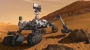 Curiosity -Mars