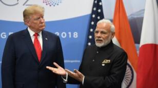 قررت الهند رفع الرسوم الجمركية على 29 منتجًا أمريكيًا