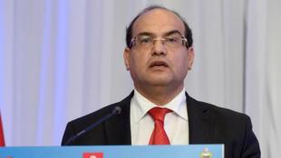 شوقي طبيب، الرئيس السابق للهيئة الوطنية لمكافحة الفساد في تونس