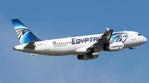 طائرة إيرباص مصرية 320
