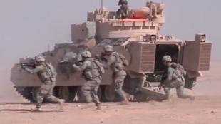 قوات من الجيش الأمريكي