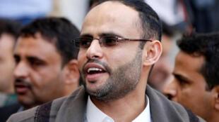 مهدي المشاط رئيس المكتب السياسي للحوثيين