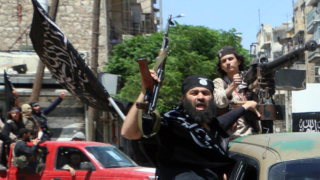 """مقاتلون من """"جبهة النصرة"""""""