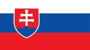 علم سلوفاكيا