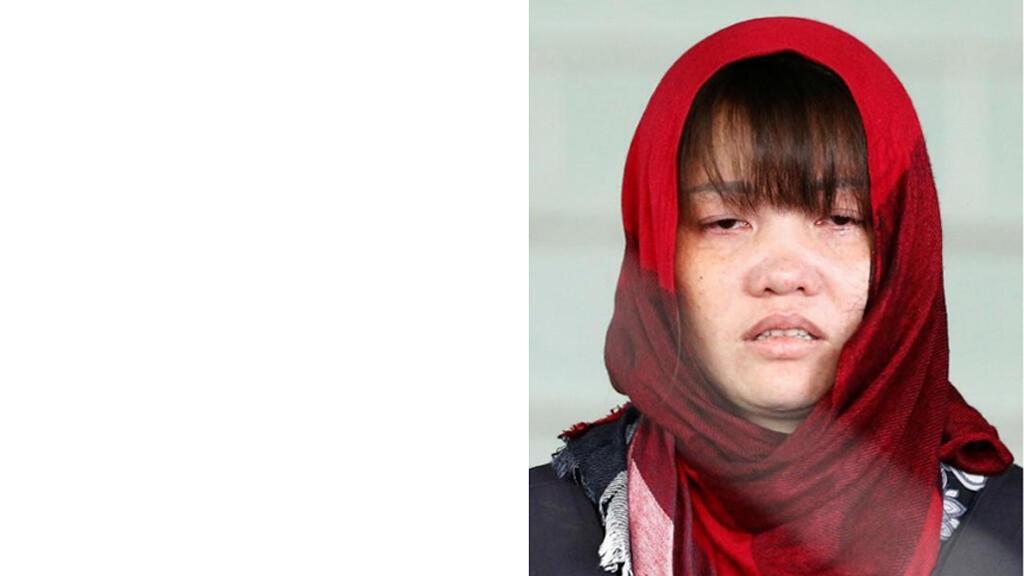 الفيتنامية دوان تي هونج المتهمة بتسميم الأخ غير الشقيق لزعيم كوريا الشمالية في كوالالمبور