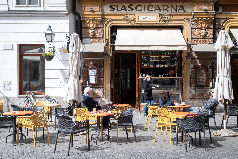 Ljubljana slovenie 04 05 2020