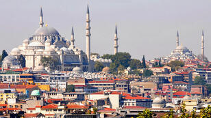 مدينة اسطنبول حيث خطفت عبير العنزي